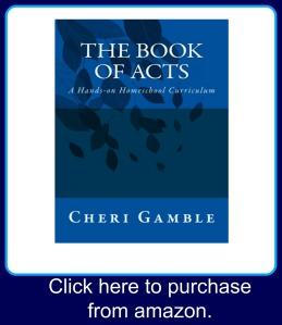 acts curriculum