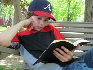 Let's get our children reading the Bible this summer!