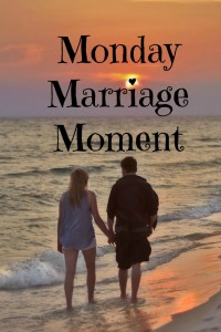 monday marriage moment
