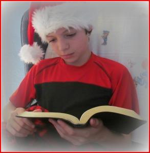 Christmas Bible Reading Plan