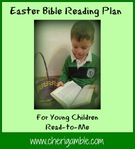 An Easter Bible Reading Plan