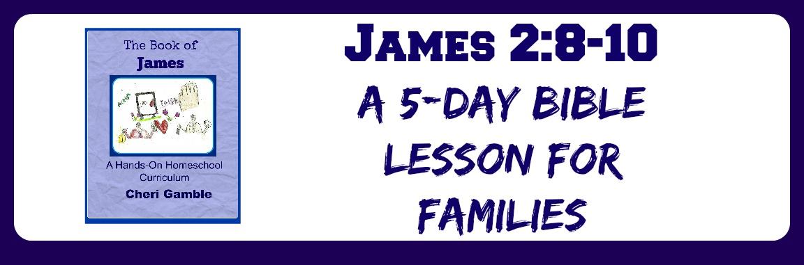 photo about Printable Bible Study on James known as James 2:8-10: A 5-Working day Bible Lesson for People Cheri Gamble