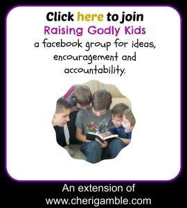 raising godly kids facebook group