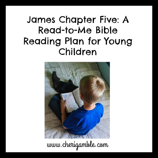 James Chapter Five
