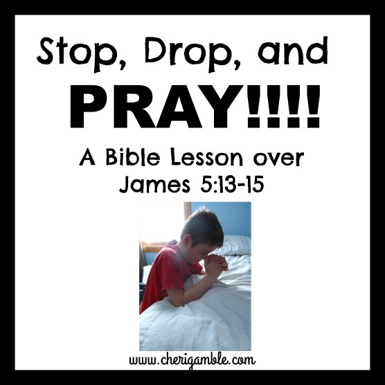 A Bible Lesson over James 5