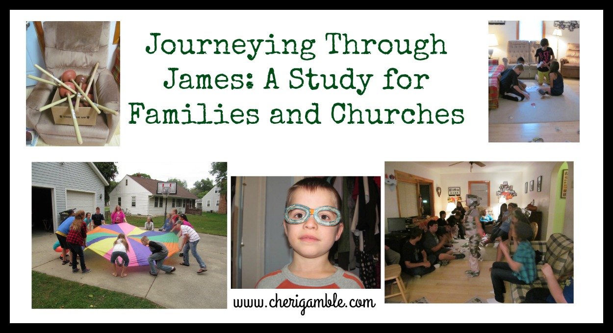 james study for churches