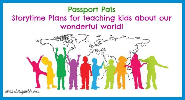 Passport Pals Lesson Plans