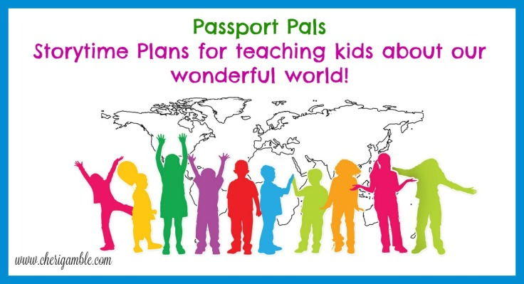 Passport Pals Lesson Plans