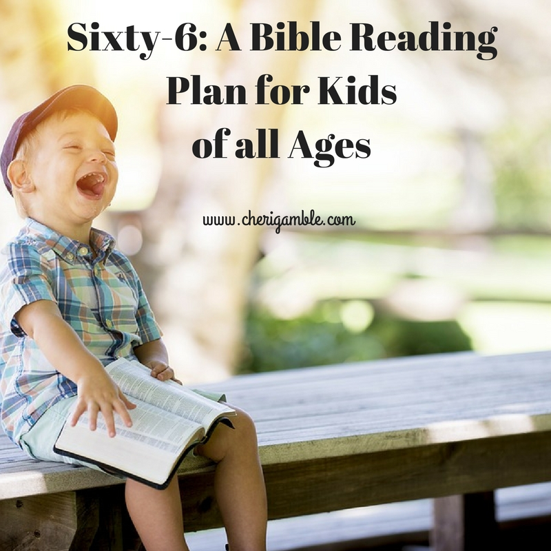 Sixty-6_ A Bible ReadingPlan for Kidsof all Ages