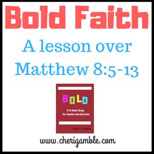 Bold Faith(1)