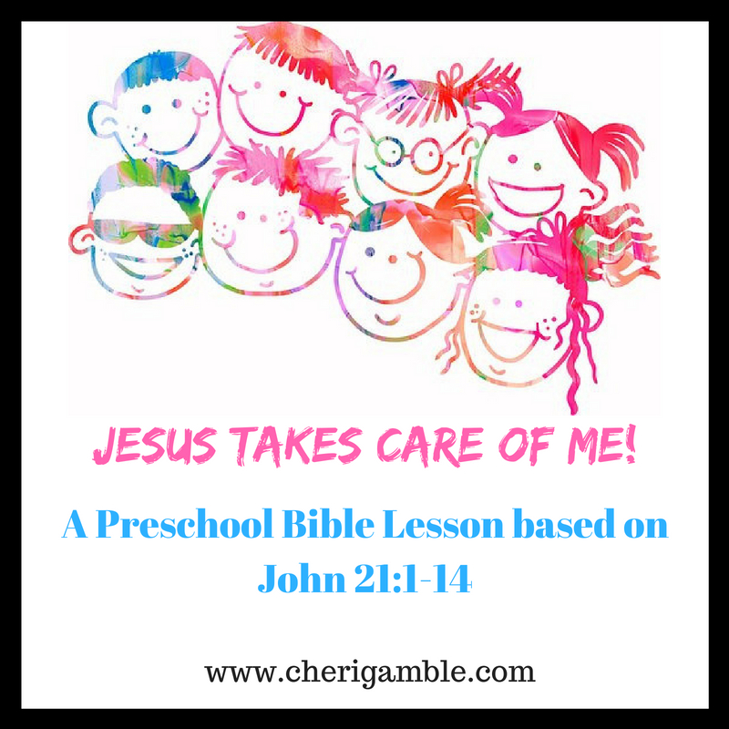 Jesus takes care of Me!