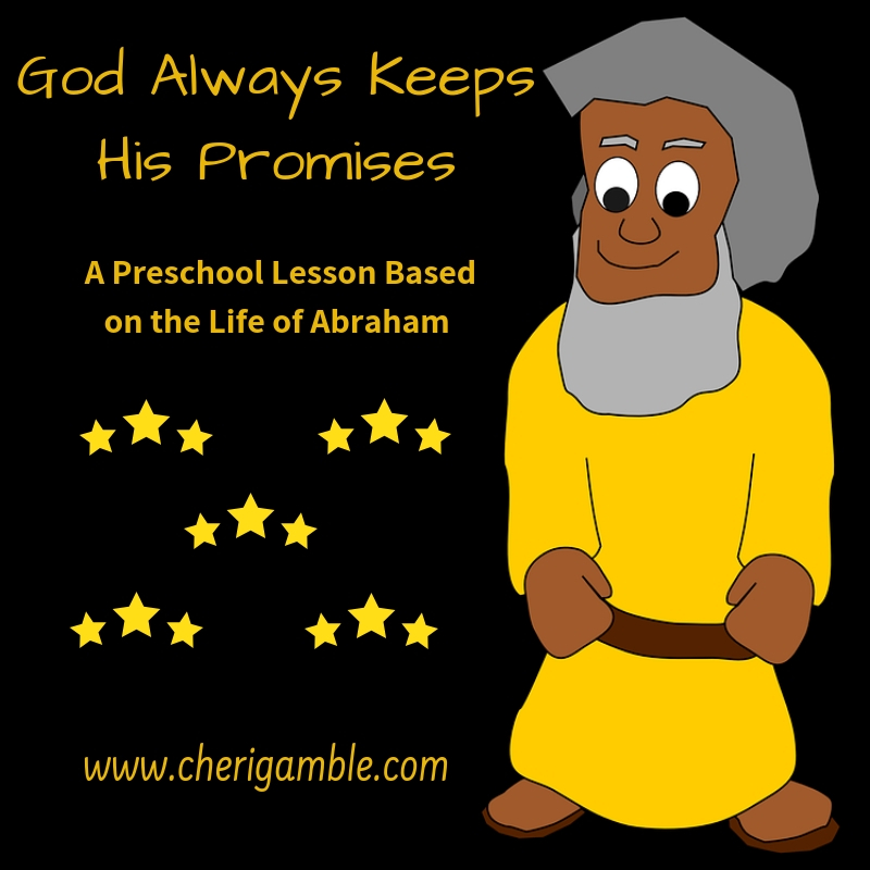 God Always Keeps His Promises
