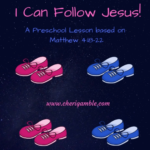 I Can Follow Jesus!
